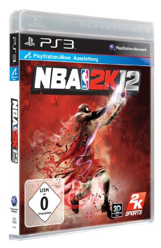 NBA 2K12 (Move kompatibel) [Importación Alemana]
