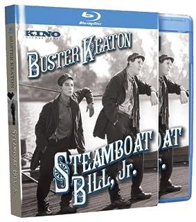 Steamboat Bill, Jr. [Blu-ray] (B003H221MS) | Amazon price tracker / tracking, Amazon price history charts, Amazon price watches, Amazon price drop alerts