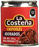 Chiles Chipotles Adobados La Costeña 220G