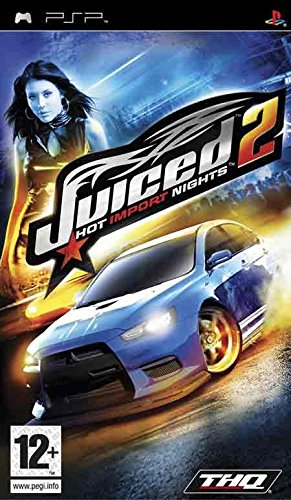 THQ Juiced 2 Hot Import Nights vídeo - Juego (PlayStation Portable (PSP), Racing, T (Teen))