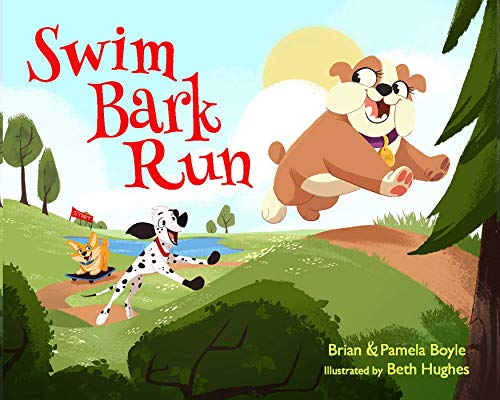 SWIM BARK RUN (English Edition)