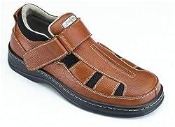 Orthofeet Most Comfortable Plantar Fasciitis Melbourne Orthopedic Diabetic Depth Men's Sandals