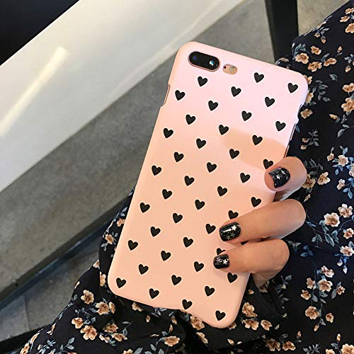 Zaxgf – Carcasa compatible con iPhone XR, elegante a la moda, carcasa de protección de silicona, plástico antiarañazos, funda para Apple iPhone XR 6.1, polvo de amor