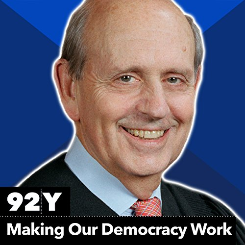Making Our Democracy Work audiobook cover art