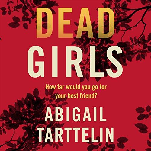 Dead Girls audiobook cover art