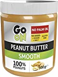 GO ON Peanut Butter Smooth 4x 500g
