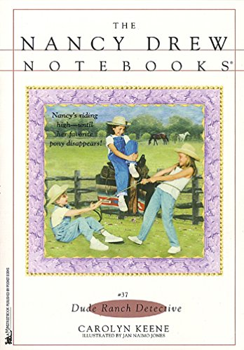 Dude Ranch Detective (Nancy Drew Notebooks Book 37) (English Edition)