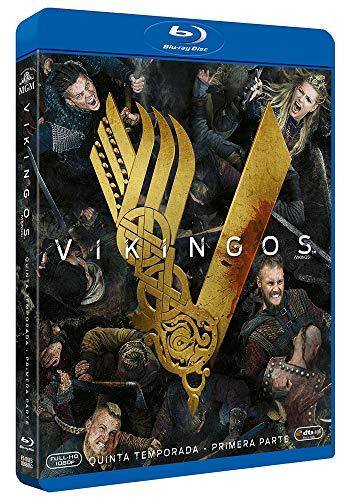 Vikingos - Temporada 5 (Volumen 1) [Blu-ray]