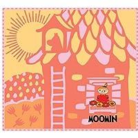ムーミン [MOW110] ミニタオル2枚セット(ムーミンの家から 楽しい仲間) [551556]