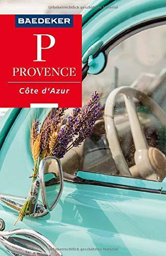 Baedeker Reiseführer Provence, Côte d\'Azur: mit praktischer Karte EASY ZIP