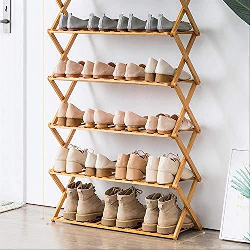 Praktisches Schuhregal, kreativer Schuhschrank, praktischer Haushaltsschuh-Regal, Hausschuh-Halter, Organizer für Zuhause