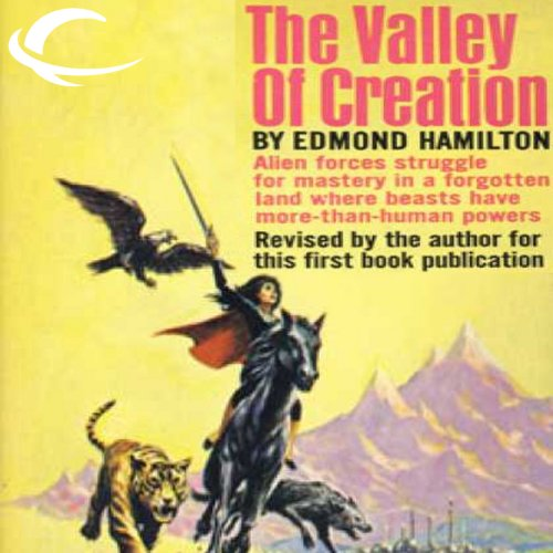 The Valley of Creation audiobook cover art