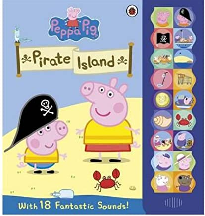 ({PEPPA PIG: ON PIRATE ISLAND SOUND BOOK}) [{ By (author) Unknown }] on [October, 2011]