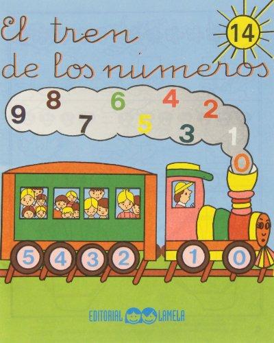 El Tren De Los Numeros 14 (Tren De Los Numeros, El)