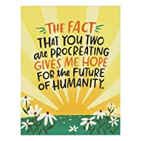 6-Pack Emily McDowell & Friends Future of Humanity Baby Card