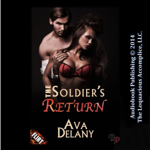 The Soldier's Return audiobook cover art