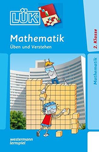 LÜK-Übungshefte: LÜK: 2. Klasse - Mathematik: Üben und verstehen