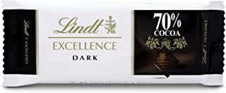 Lindt Excellence Dark 70% Chocolate, 35 gm (Pack of 1)