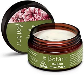 Botani Radiant Rose Mask, 100g