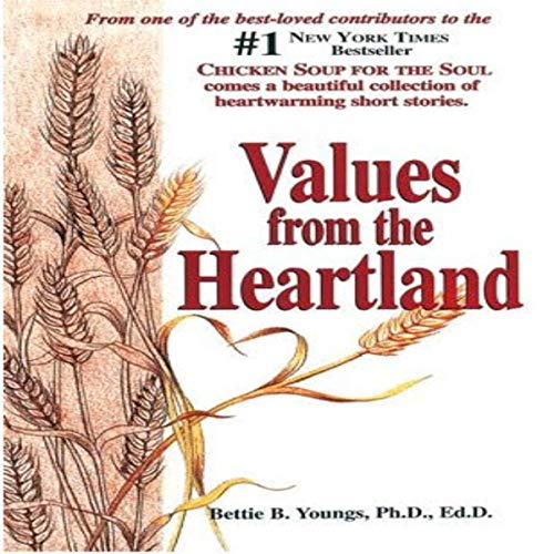 Values from the Heartland: Stories of an American Farmgirl audiobook cover art