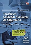 Técnico en Cuidados Auxiliares de Enfermería. Servicio de Salud de Castilla y León (SACYL). Test del Temario