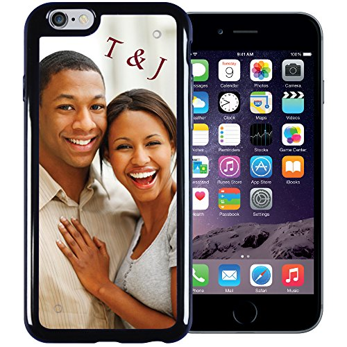 iPhone 6 / 6s PixCase - Create Your Own Custom Case - Personalize It Yourself - Insert Photos or Create Custom Designs Online and Change Anytime - Shock Absorbing case with Clear Picture Window