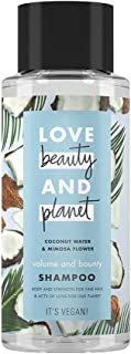 Love Beauty and Planet Shampoo Volume and Bounty Coconut Water & Mimosa Flower, 400 ml