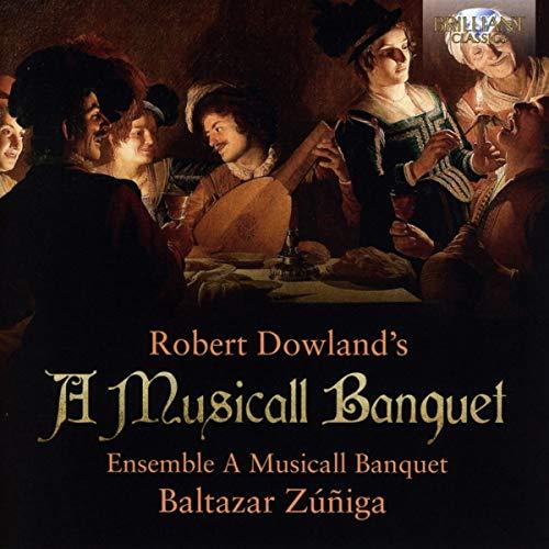 A Musicall Banquet