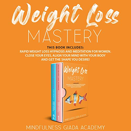 Weight Loss Mastery cover art