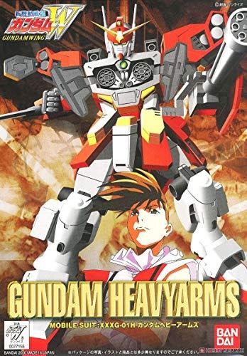 Bandai Hobby WF-04 Gundam Heavy Arms 1/144, Bandai W-Series Action Figure