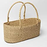 Decorative fruit gift baskets/ hamper baskets/big storage baskets for shelves which are perfect