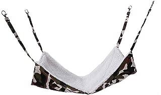 KAYI Pet Rat Hammock for Cage Sleeping Bag Sleeper Hanging Bed for Small Animal