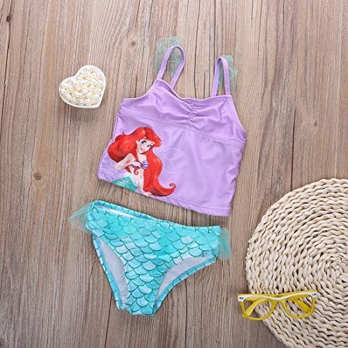 Child mermaid bathing suit _image2