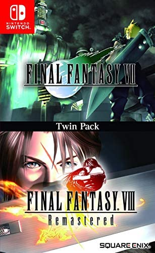 SWITCH FINAL FANTASY VII AND VIII REMASTERED TWIN PACK product image