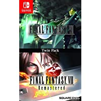 Final Fantasy VII & VIII Remastered Video Game for Nintendo Switch