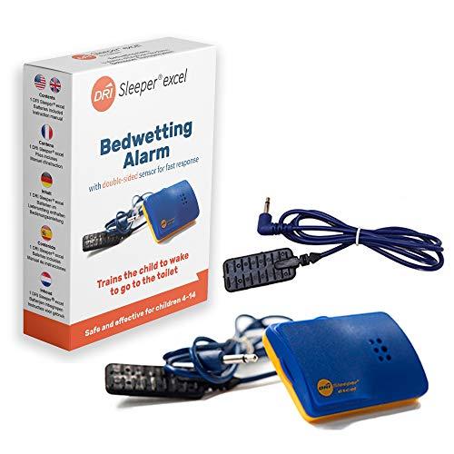 Dri Sleeper Excel Orinarse en la Cama Alarma con Extra Sensor