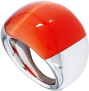 Calvin Klein Ellipse Two Tone Size 6 Ring KJ03FR010606