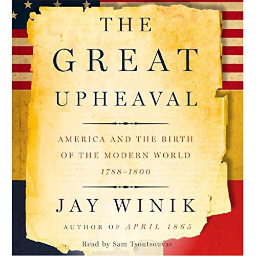 The Great Upheaval cover art