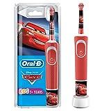 Oral-B Kids escova de dentes elétrica, carros