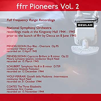 Ffrr Pioneers, Vol. 2