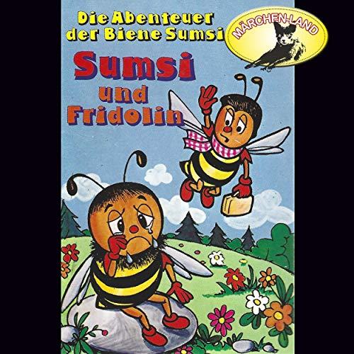 Sumsi und Fridolin / Sumsi erlebt allerlei Titelbild