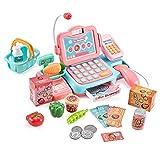 Happt Kasse Pädagogisches Spielzeug Mit Scanner Sound Rechner Für Kinder Kleinkinder