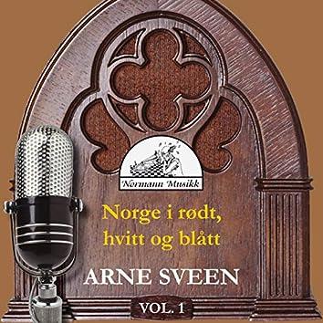 Vol 1 Norge I Rødt, Hvitt Og Blått