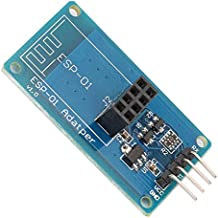 Module Led Led Pixel ESP8266-01 Serial Wi-Fi Wireless Adapter Module 3.3V 5V for R3 Lighting Source LED Light