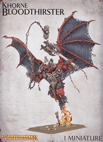 Games Workshop Warhammer Daemons of Khorne Bloodthirster