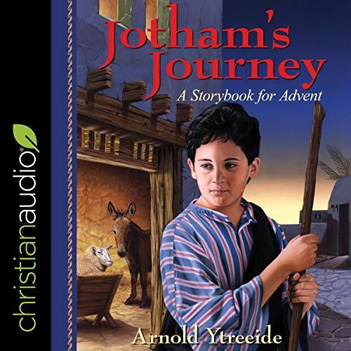 Jotham's Journey audiobook cover art