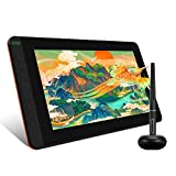 2021 HUION KAMVAS 12 Full Laminated Graphics Drawing Tablet with Screen Android Support Battery-Free Sylus Tilt 8 Press Keys