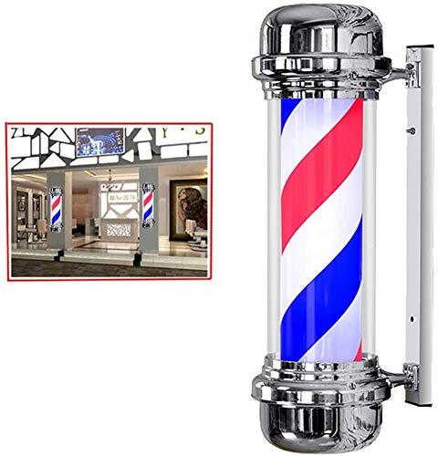 MXCYSJX LED Barbers Pole Verlichting Roterende Salon Teken Outdoor Waterdichte Wandlamp 71x30cm Groot Zeer Helder