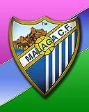 Poster Malaga CF 001 UH-257 Bar Living Room Bedroom