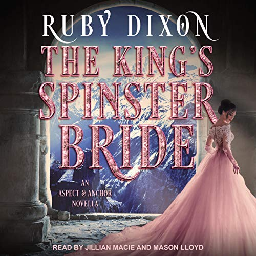 The King's Spinster Bride cover art